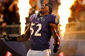 Ray Lewis Triumphant